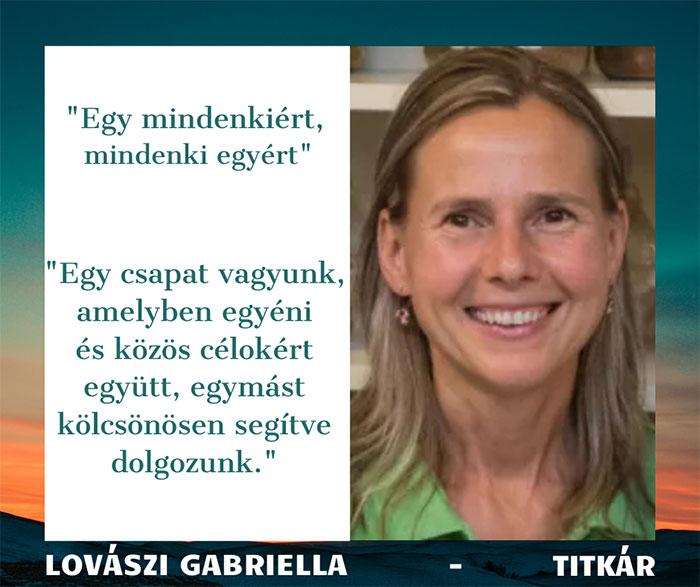 Lovászi Gabriella